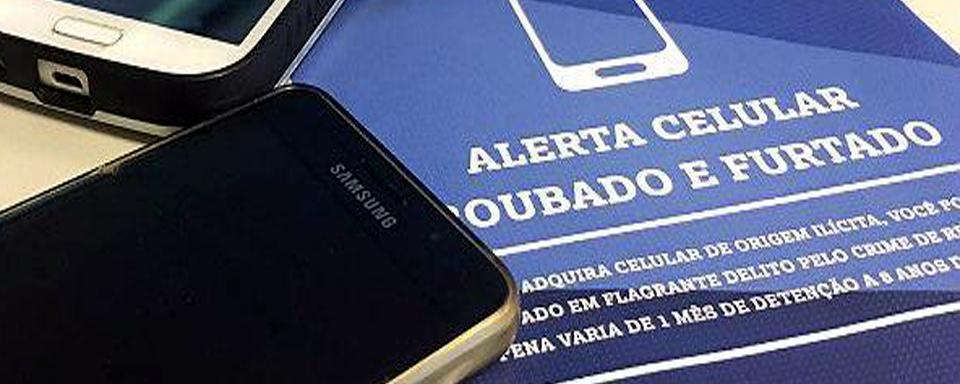 26/09 PM cadastra aparelhos no programa Alerta Celular em Barreiros
